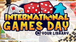 International Games Day@your library 2016