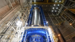 Lo Space Launch System prende forma