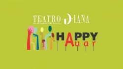 Happy Auar sit-com a teatro