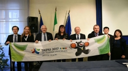 Universiadi 2019: incontro Campania-Taipei