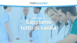 L'arrivo on-line di TripSanita.it