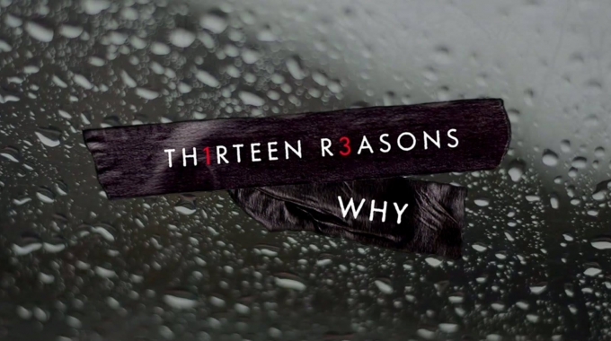 13 Reasons Why: Stop al bullismo
