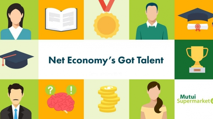 Net Economy's Got Talent