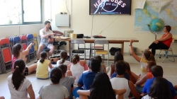 English Camp Pontecagnano