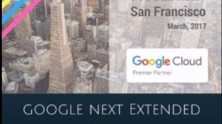 Google Cloud Next 2017: il futuro del cloud è adesso