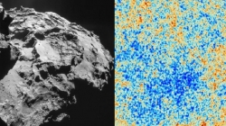 Lisa, Rosetta e Plank premiati alla Royal Astronomical Society