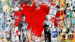 Una personale per Mr. Brainwash