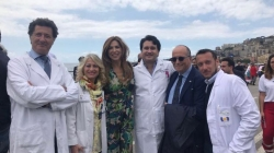 "Il Pascale al ""Tennis & Friends"" di Napoli"