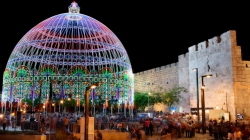 Jerusalem Light Festival 2018