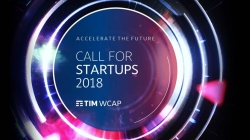 TIM WCAP Call for Startups 2018