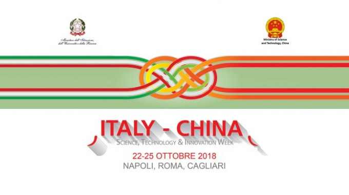 Italy-China Science, Technology & Innovation Week 2018