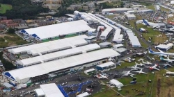La Campania al Farnborough International Airshow 2018