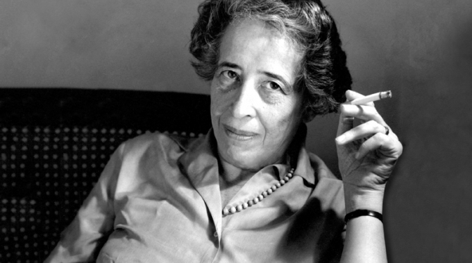 Interviste impossibili: Hannah Arendt