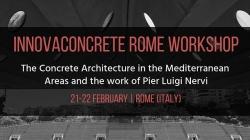 InnovaConcrete Rome Workshop