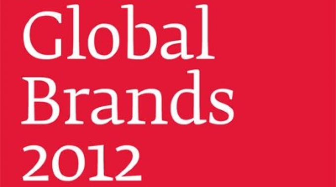 CLASSIFICA MONDIALE 2012 INTERBRAND