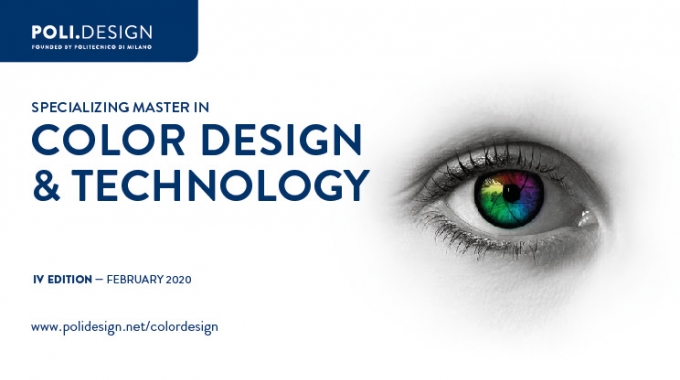 Master internazionale Color Design & Technology