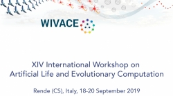 Wivace 2019 - XIV International workshop on artificial life and evolutionary computation