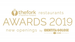 I TheFork Restaurants Awards 2019 - New Openings