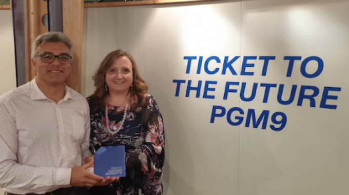 Il progetto ArgiNaRe al Ticket to the Future PGM9