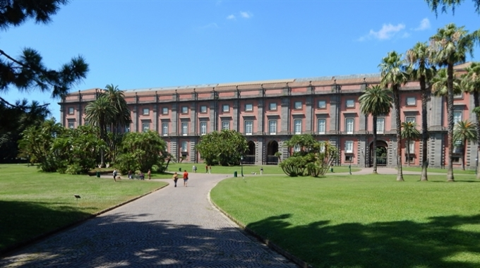 Universiade: concerti, arte e fitness al Museo e Real Bosco di Capodimonte
