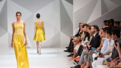 Milano Fashion week: va in passerella la rouge elegance