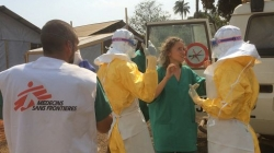 ANCORA EBOLA IN AFRICA OCCIDENTALE