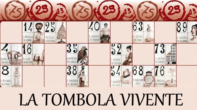 La Tombola Vivente Cinquecolonne It