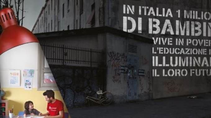 Save the Children: un fondo di contrasto alla povertà educativa minorile
