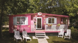"Vacanze: arriva la casa di ""Hello Kitty"""