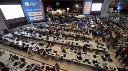 La prima edizione italiana di Campus Party